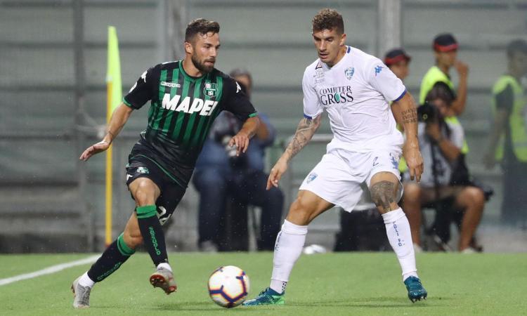 Sassuolo, le pagelle di CM: deludono Babacar e Di Francesco