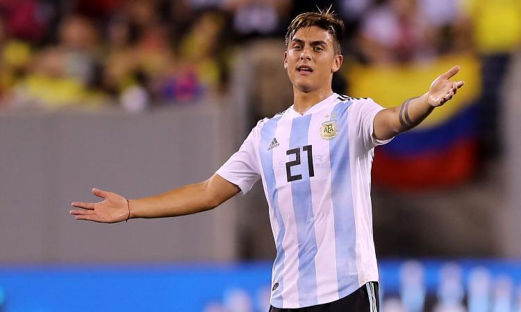 Argentina, contro l'Iraq tridente Dybala-Lautaro Martinez-De Paul