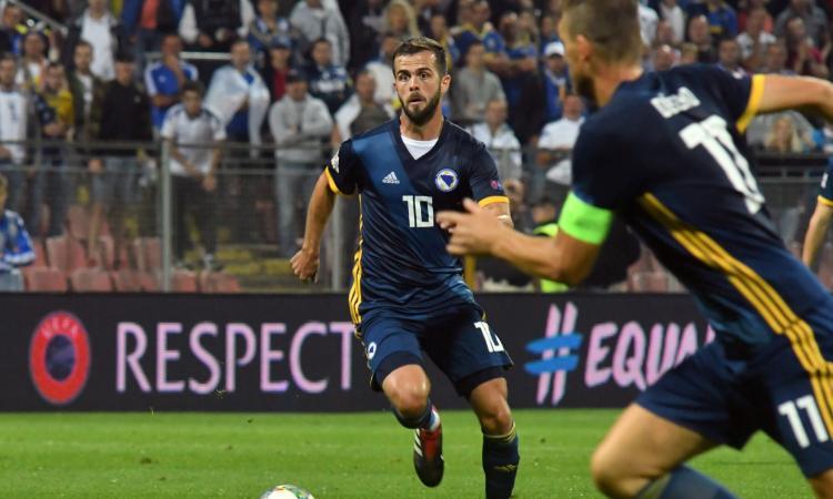 Nations League: tris Belgio in Islanda, la Bosnia vince grazie a Dzeko