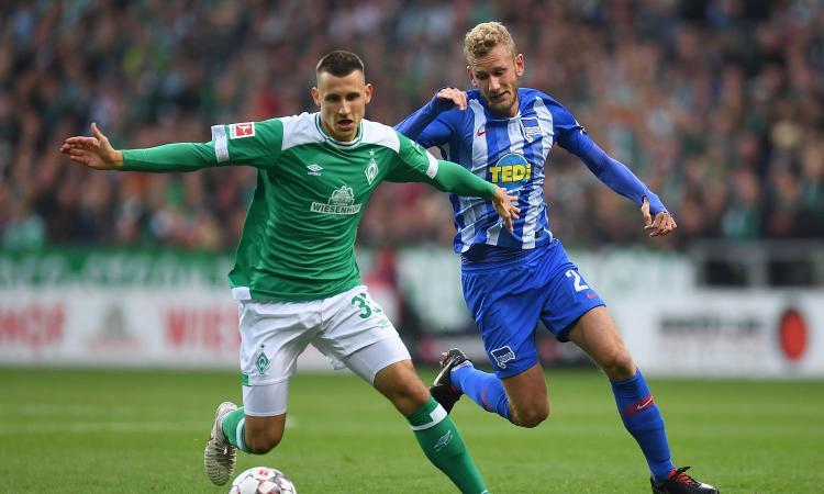 Bundesliga: il Werder Brema vince 3-1 col Fortuna Dusseldorf