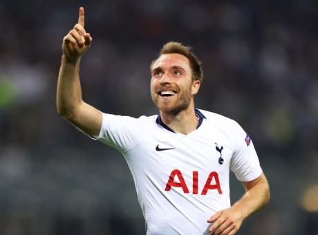 Tottenham, tutti vogliono Eriksen
