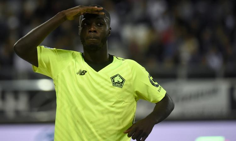 Ligue 1: Pepe fa sognare il Lille, pari Lione e Monaco VIDEO