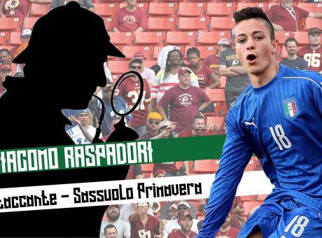 Raspadori l'ammazza-Roma che sogna l'Inter. Il Sassuolo ha l'erede di Berardi