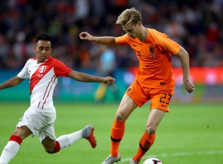 Ajax, scelta la prossima destinazione per de Jong