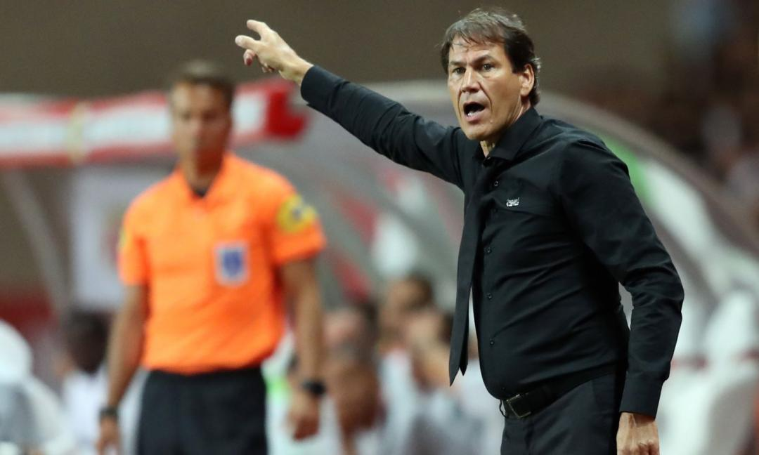 Rudi Garcia vicino all'esonero