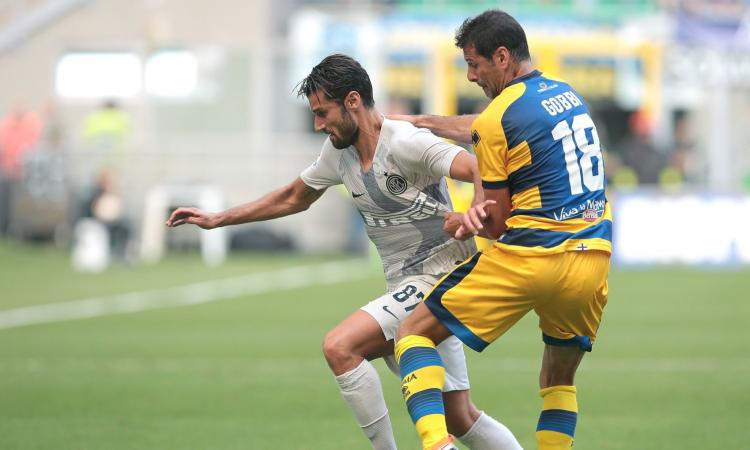 Inter-Parma 0-1: il tabellino