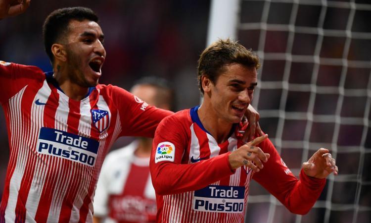 Terza Maglia Atlético de Madrid Correa