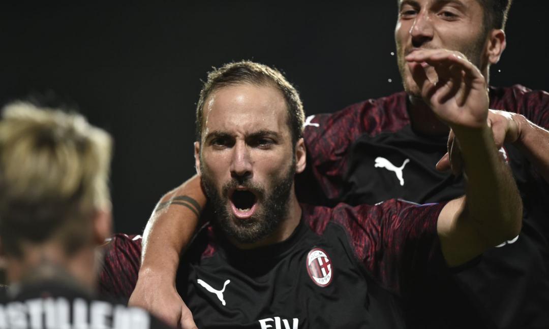 Dudelange-Milan... le pagelle dei rossoneri