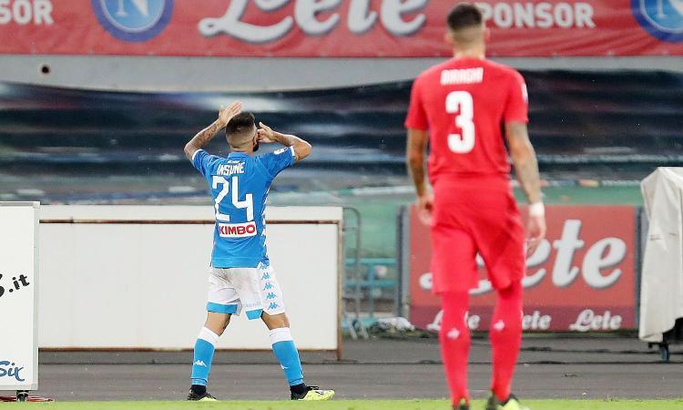 Napoli, le pagelle di CM: Insigne super, Hamsik sempre più padrone del ruolo