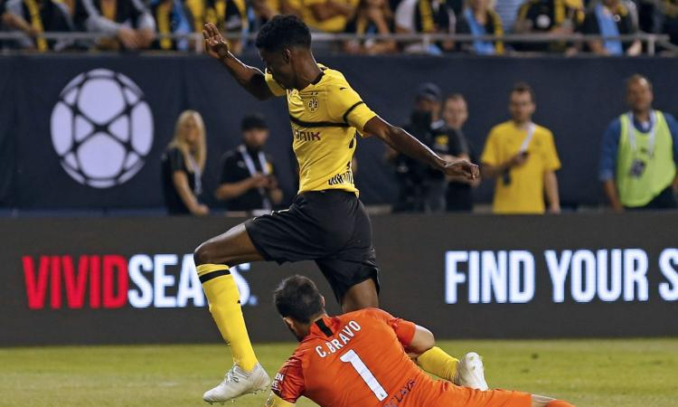 Terza Maglia Borussia Dortmund Aleksander Isak