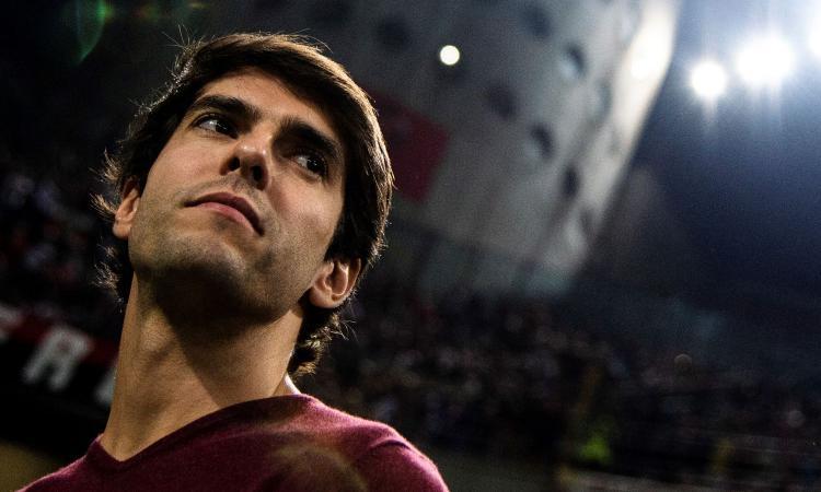 Kakà: 'Voglio tornare al Milan, ma non ora. Ibra segna contro l'Inter'