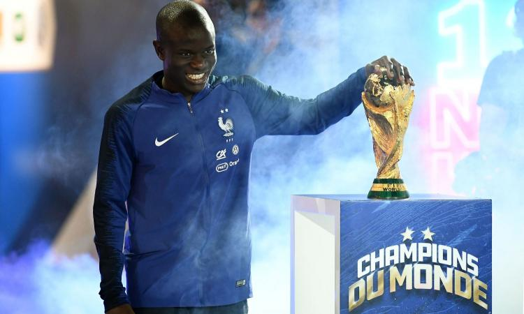 Essere Kanté: la faccia pulita del calcio
