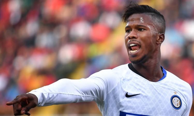 Inter-Keita, tanta voglia di riscatto: contro l'Eintracht la prima finale