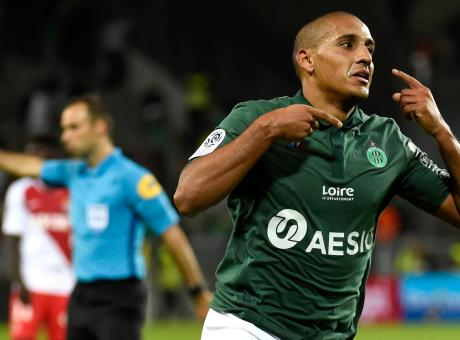 Ligue 1: Monaco-Nizza 1-1, il Saint-Etienne ribalta il Marsiglia VIDEO