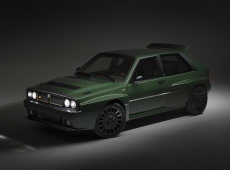 PIT STOP: torna la Lancia Delta! E costa 300mila euro FOTOGALLERY