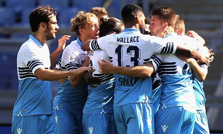 Sì, la vera Lazio è tornata. E la guida un super-Leiva