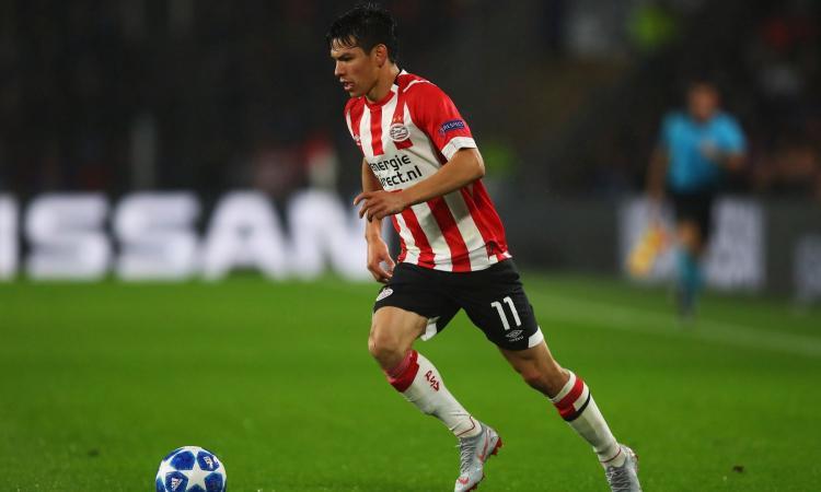 Allenamento calcio PSV Uomo