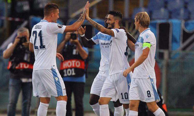 Maglia Home Lazio BASTOS