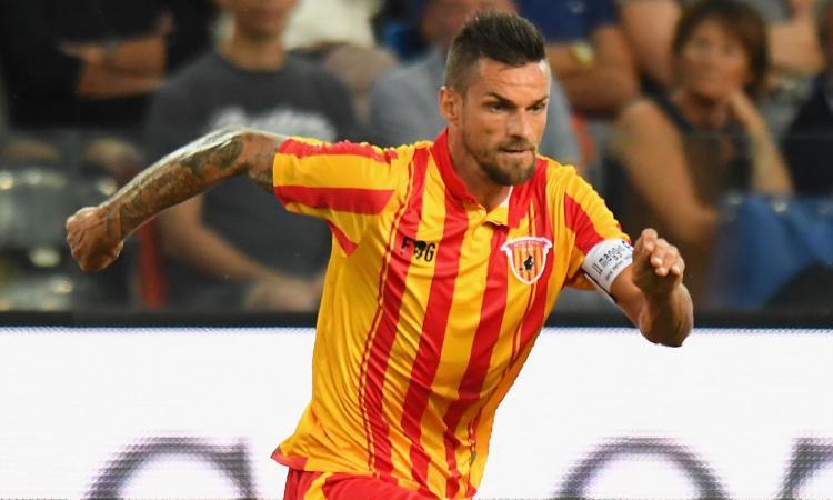 Benevento, Maggio: 'Incornicerò la maglia che mi ha regalato De Laurentiis'