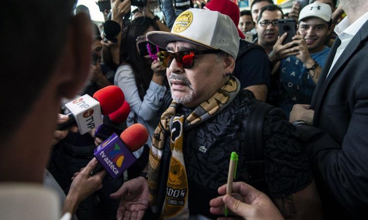 Da Escobar al Cartello di Sinaloa: Maradona nella terra dei narcos