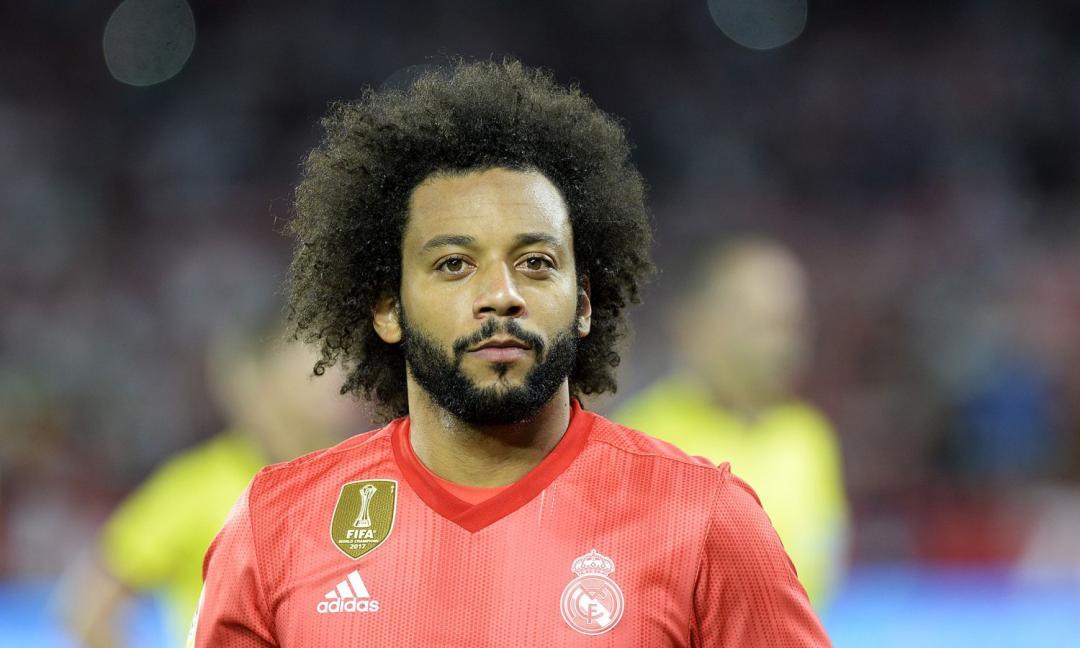 Ronaldo vuole Marcelo alla Juve