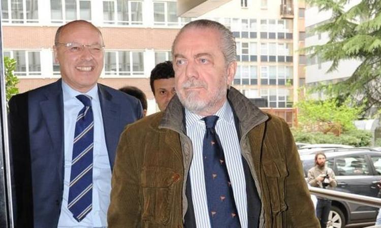 Guerra tra club e Cts sulla riapertura degli stadi: De Laurentiis minaccia la denuncia
