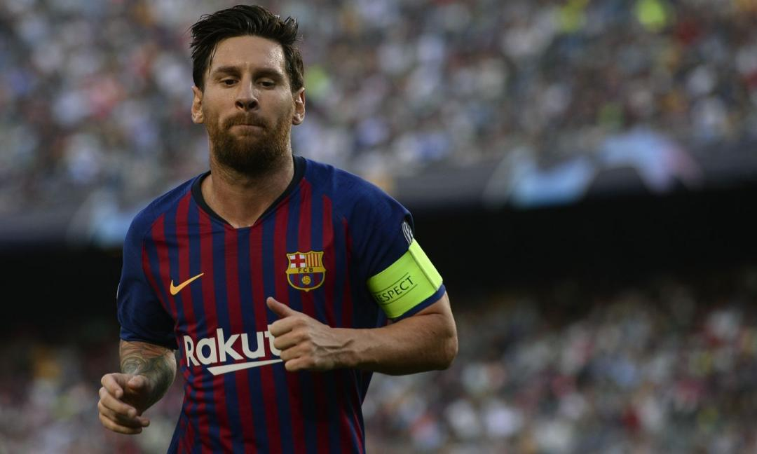 Ma Messi non era finito?