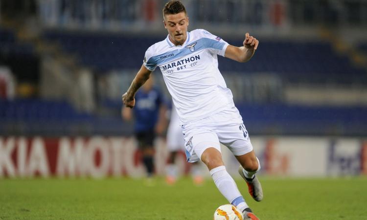 Lazio, senti Milinkovic: 'Potevo andare via, ma sono rimasto qui. Sul derby...'