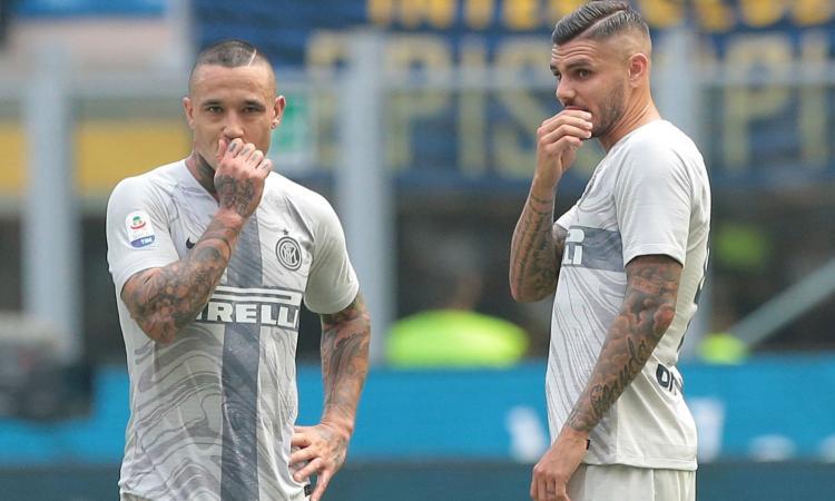 Inter: Marotta a Torino per Icardi e Nainggolan, no del Manchester United