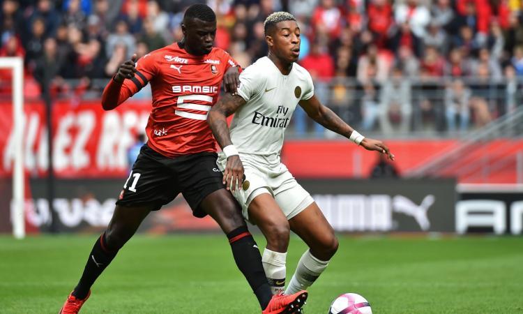 Torino, Niang: 'Voglio restare al Rennes'