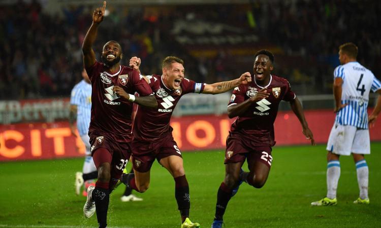 Il Torino presenta la terza maglia