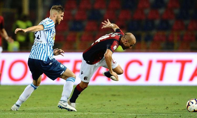 Convocati Bologna: out Gonzalez e Palacio