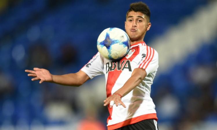 River Plate, UFFICIALE: infortunio per Palacios