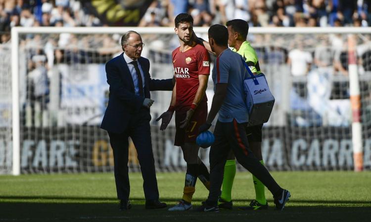 af484681a5 Roma, Pastore è sempre più un caso. E in Champions League non gioca mai
