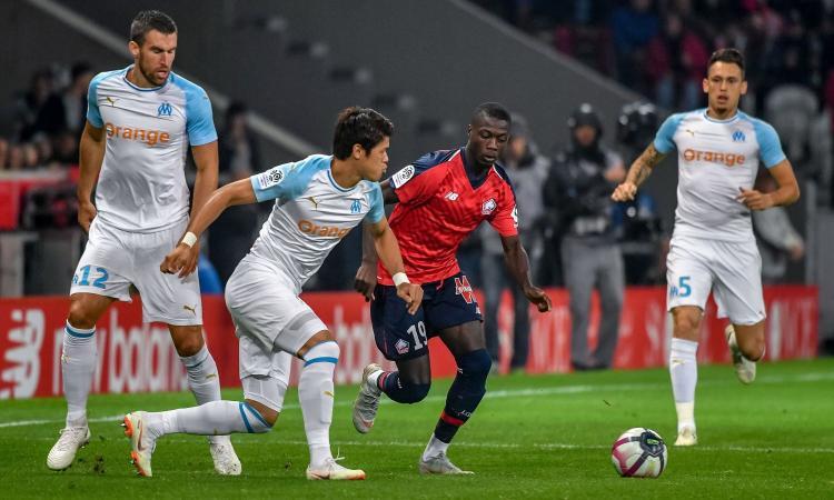 Inter, l'agente di Pépé: 'Aperto a tutto. Il PSG è una possbilità'