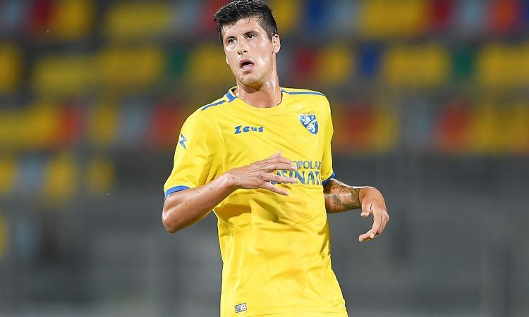 Frosinone-Sampdoria, le formazioni ufficiali: Ciano-Perica, confermato Defrel