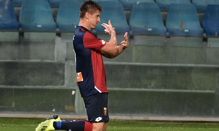 Piatek al Milan, il Genoa apre: 'Serve offerta sostanziosa, facciano in fretta'