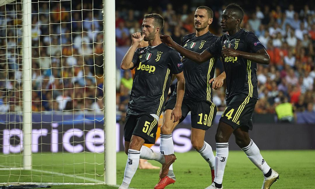 Juventus contro tutti!