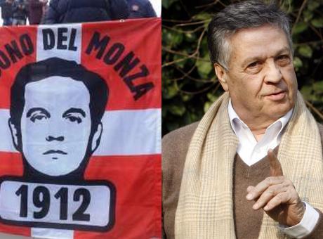 Il Monza a Berlusconi: ora anche Pozzetto-Finzi può sognare la Serie A