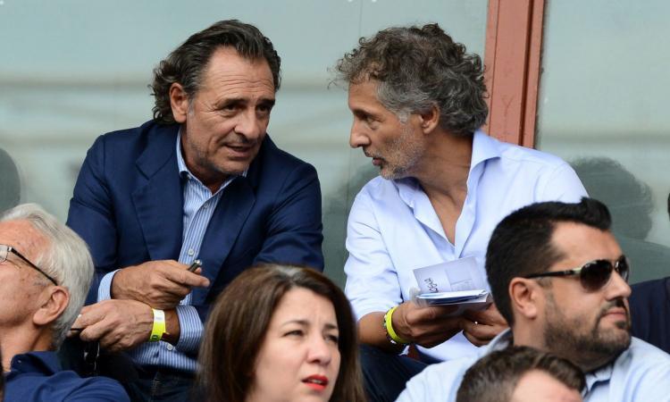 Genoa, la prima giornata di Prandelli tra musi lunghi e voglia di ripartire