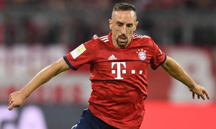 Ribery: 'Ho tante buone offerte dall'Europa, il mio futuro entro due settimane'