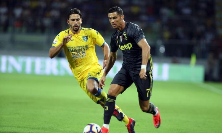 Juve-Frosinone: dove vedere la partita in tv e streaming