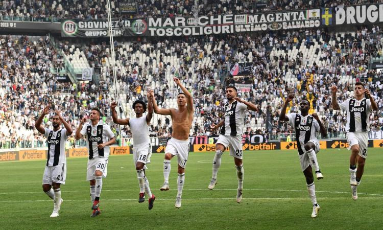 La Juve vince sempre, unica differenza con le rivali. C'è un indizio per Valencia