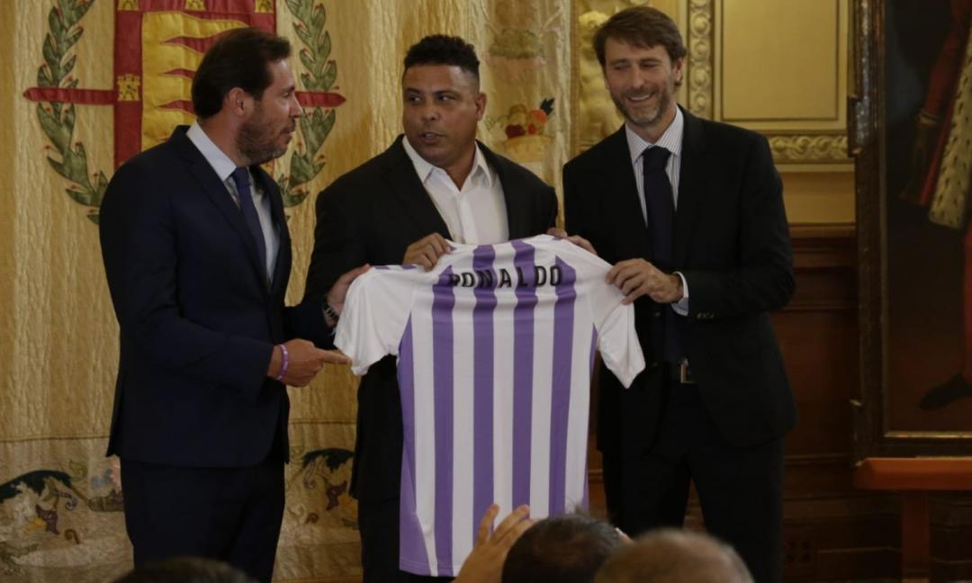 Inter aiutiamo Ronaldo, quello vero ovviamente...