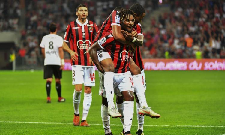 Borussia Dortmund: offerta al Nizza per Saint-Maximin, il Milan osserva