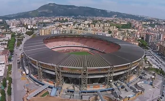Napoli, cresce l'ansia-Arsenal: tornelli aperti domani dalle 18:00