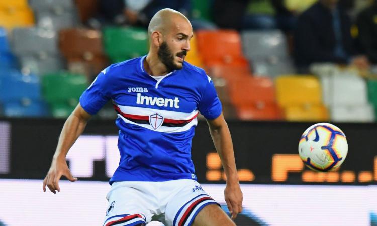 Sampdoria, si discute sui tempi di recupero di Saponara: la situazione