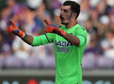 Udinese, Scuffet ha detto sì al Kasimpasa