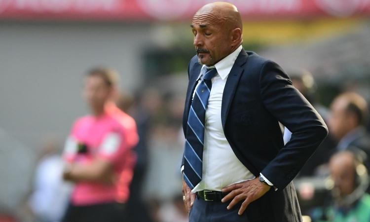 Inter, furia Spalletti: 'Come funziona il Var? Non dato un rigore clamoroso!'