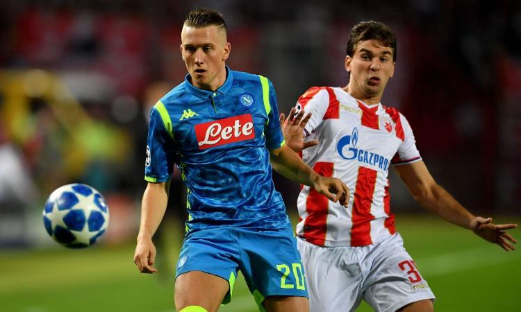 Presidente Empoli: 'Zielinski era a un passo dal Liverpool, ma il Napoli...'
